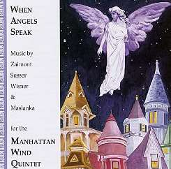 Manhattan Wind Quintet - When Angels Speak album download