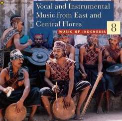 Various Artists - Music of Indonesia, Vol. 8: Vocal and Instrumental Music from Eas album download