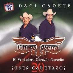 Chuy Vega - Naci Cadete: 20 Super Cadetazos album download