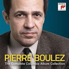 Pierre Boulez - Pierre Boulez: The Complete Columbia Album Collection album download