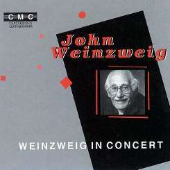 John Weinzweig - Weinzweig In Concert album download
