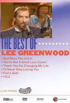 Lee Greenwood - The Best of Lee Greenwood [DVD] album download