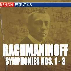 Various Artists - Rachmaninov: Symphony Nos. 1-3 album download