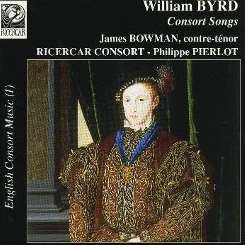 James Bowman / Philippe Pierlot / Ricercar Consort - Byrd: Consort Songs album download