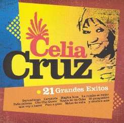 Celia Cruz - 21 Grandes Exitos album download