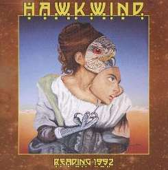 Hawkwind - Reading 1992 album download