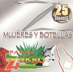 Banda Zorro - Mujeres Y Botellas album download